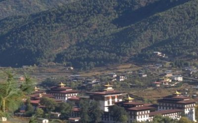 An Elder's Love Of Bhutan