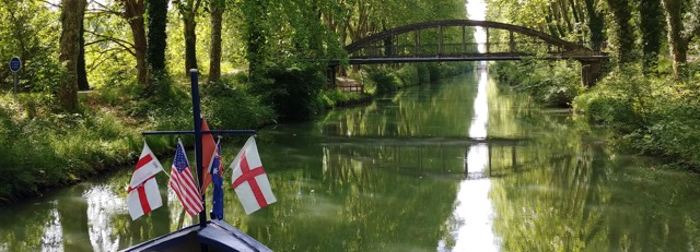 Cruising The French Canals