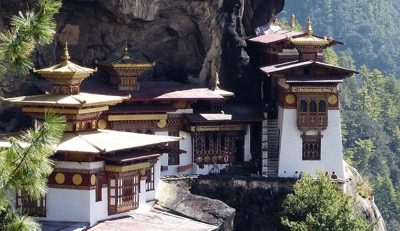 Bhutan ~ Land Of Enchantment