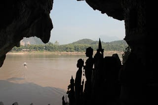Pak Ou caves Luang Prabang Laos